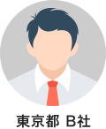 東京都B社