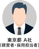東京都A社