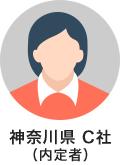 神奈川県C社
